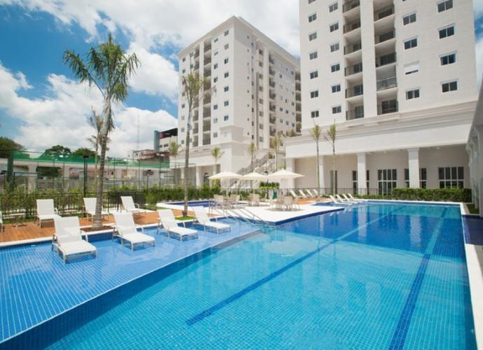 Apartamento em Vila Polopoli/SP de 58m² 2 quartos a venda por R$ 385.600,00