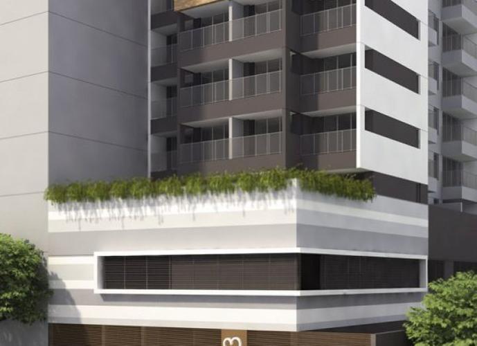 Apartamento em Centro/SP de 21m² 1 quartos a venda por R$ 209.000,00