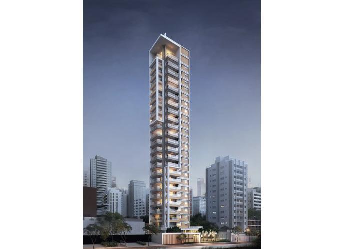 Apartamento em Vila Olímpia/SP de 153m² 3 quartos a venda por R$ 2.500.000,00