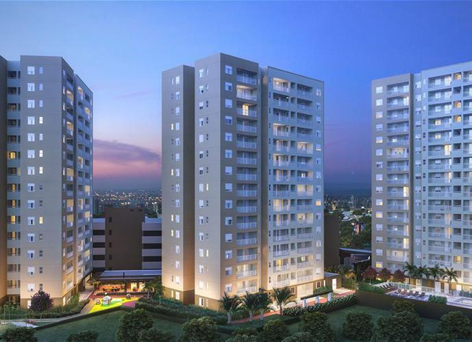 Apto Construção Centro_Mooca | Aptos 63 a 73m²/  2 e 3 Dorms / Lazer completo – entrega 06/2018