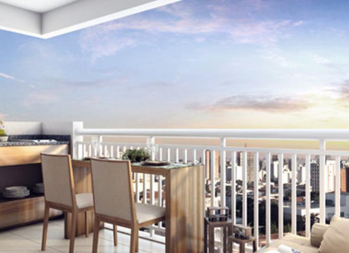 Apartamento em Brás/SP de 46m² 1 quartos a venda por R$ 306.500,00