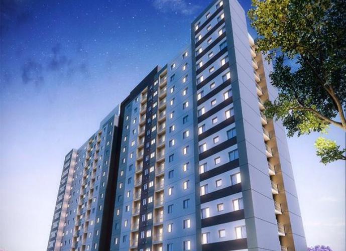 Apartamento em Centro/SP de 45m² 2 quartos a venda por R$ 175.000,00