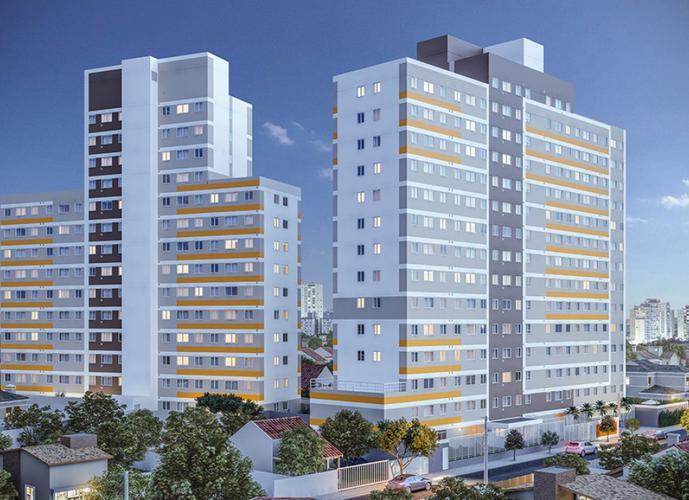 Apartamento em Cambuci/SP de 34m² 2 quartos a venda por R$ 198.000,00