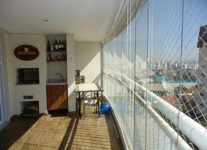 Apartamento em Alto da Lapa/SP de 120m² 3 quartos a venda por R$ 1.280.000,00