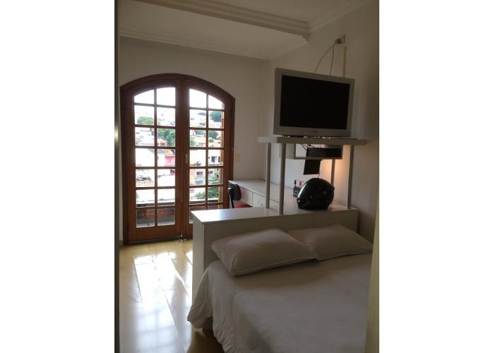 Excelente Sobrado 3 Suítes 217 m² em São Paulo - Ipiranga.
