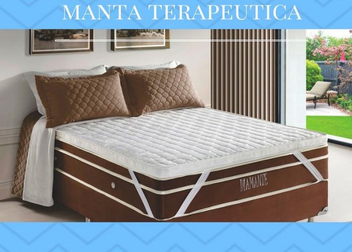 Manta Quântica 15 Tipos De Massagens 0,88 X 1,88 SOLTEIRO