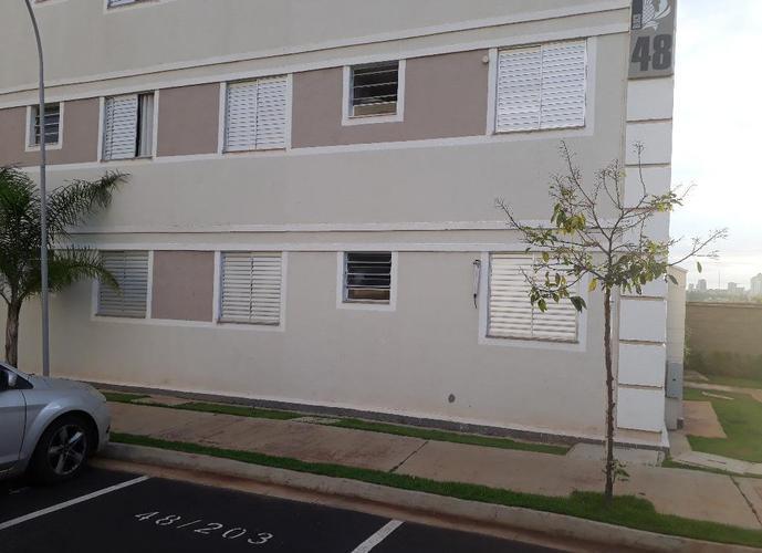 Apartamento em Residencial Greenville/SP de 51m² 2 quartos para locação R$ 780,00/mes