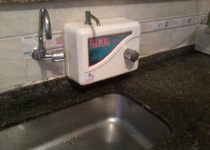 MULTIPROCESSADOR HIDROMAGNÉTICO META(Mini-Estação de Tratamento de Água)