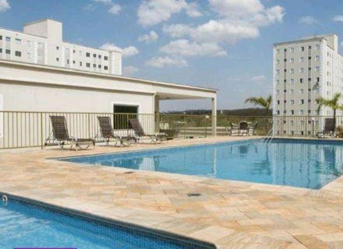 Apartamento em Reserva Sul Condomínio Resort/SP de 47m² 2 quartos a venda por R$ 200.000,00