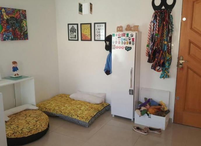 Apartamento dois dormitórios Residencial Javari