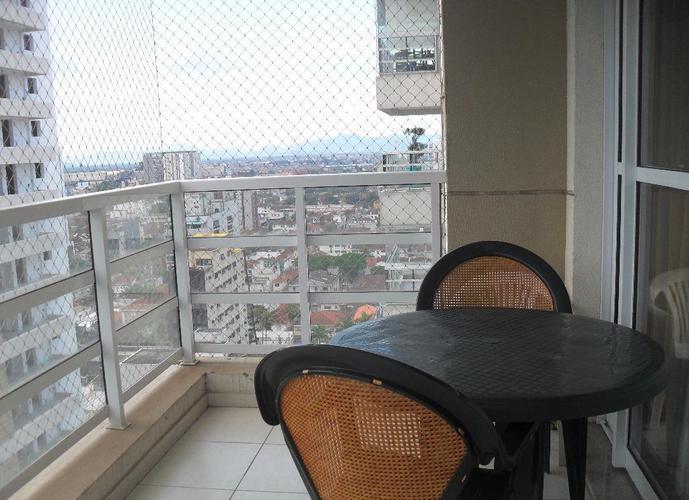 Apartamento em Vila Belmiro/SP de 96m² 3 quartos a venda por R$ 525.000,00