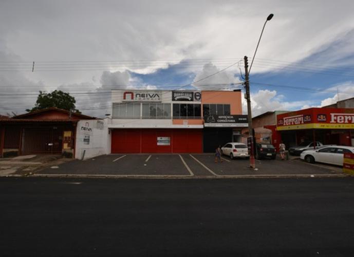 Sala em Vila Santo Antônio/GO de 45m² para locação R$ 834,00/mes