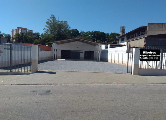 Galpão em Jardim Dinorah/SP de 850m² para locação R$ 15.500,00/mes