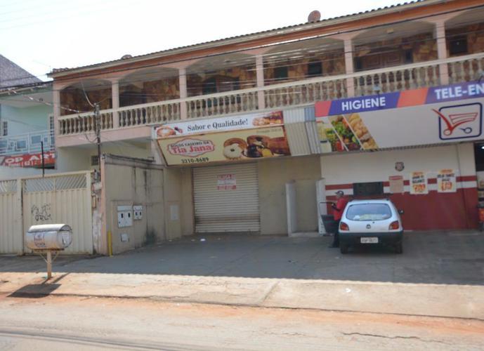 Sala Comercial Térrea Setor Urias Magalhães