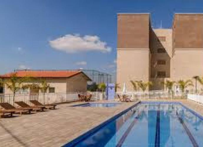 Apartamento em condomínio - 02 dorms - 01 vaga - piscina e área gourmet - 05 min centro de Cotia