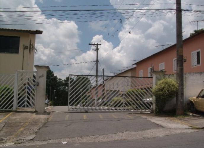 Locação - Sobrado em condomínio - Cotia - 02 dorms - 01 vaga!!