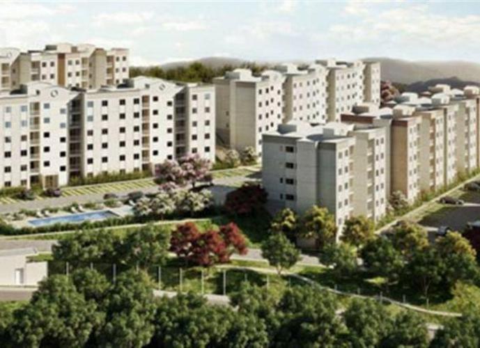 Apartamento em Jardim Monte Santo/SP de 58m² 2 quartos a venda por R$ 220.000,00