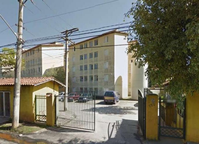 Apartamento em Chácara Roselândia/SP de 54m² 2 quartos a venda por R$ 147.000,00