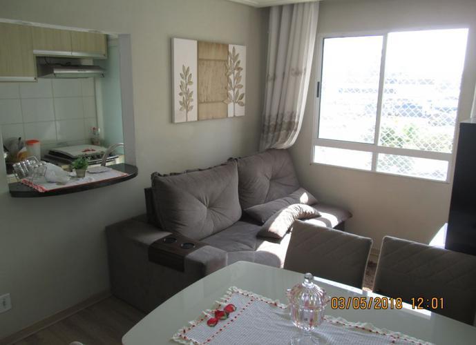 Apartamento em Vila Venditti/SP de 45m² 2 quartos para locação R$ 1.100,00/mes