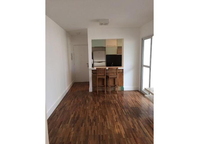 Apartamento em Pompéia/SP de 60m² 2 quartos para locação R$ 2.500,00/mes