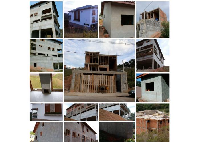 Obras construir casas parcelado
