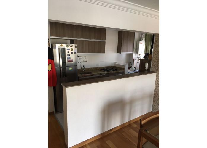 Lindo Apartamento 3 Dormitórios 70 m² no Vista Valparaíso - Santo André.