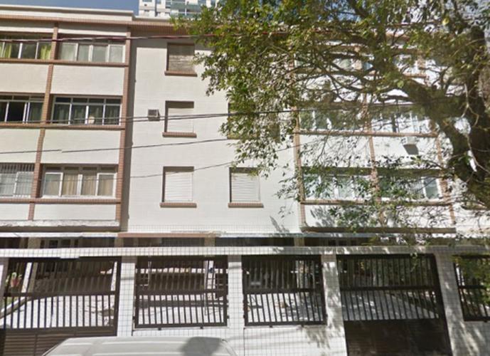 Apartamento com 1 dormitório a venda em Aparecida, Santos.