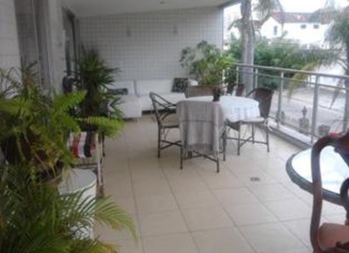 Apartamento em Recreio dos Bandeirantes/RJ de 115m² 2 quartos a venda por R$ 545.000,00