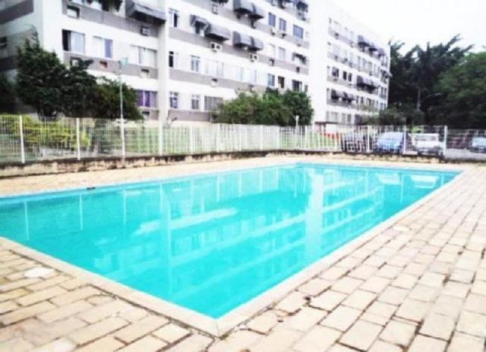 Apartamento em Freguesia (Jacarepaguá)/RJ de 59m² 2 quartos a venda por R$ 200.000,00