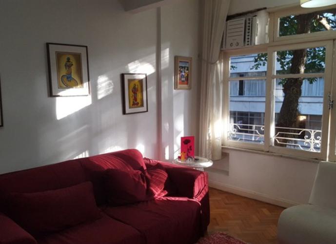 Apartamento em Leblon/RJ de 100m² 3 quartos a venda por R$ 1.850.000,00 ou para locação R$ 7.000,00/mes