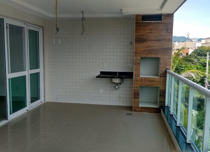 Apartamento em Recreio dos Bandeirantes/RJ de 106m² 3 quartos a venda por R$ 735.000,00