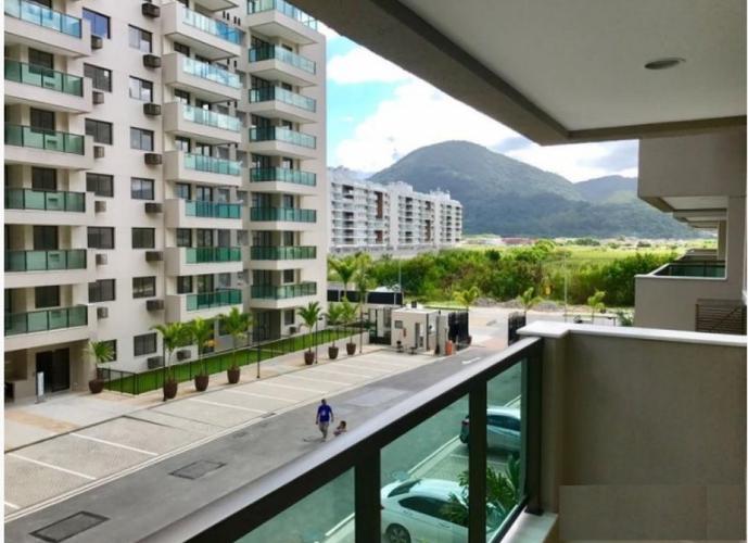 Apartamento em Recreio dos Bandeirantes/RJ de 82m² 3 quartos a venda por R$ 440.000,00