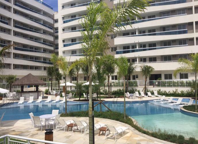 Apartamento em Recreio dos Bandeirantes com 3 suítes Onda Carioca Residencial