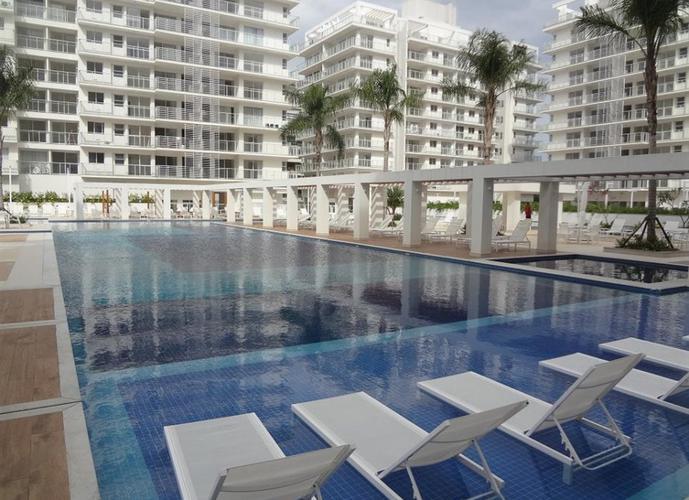 Apartamento em Recreio dos Bandeirantes/RJ de 69m² 2 quartos a venda por R$ 399.000,00