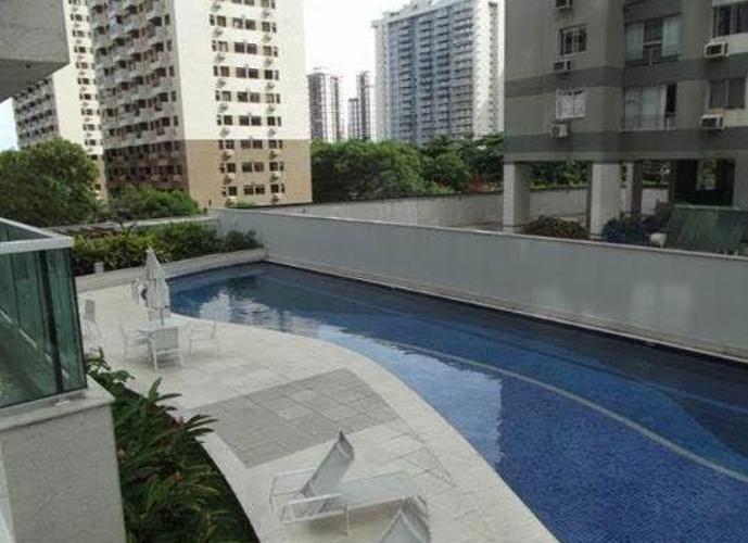 Apartamento em Barra da Tijuca/RJ de 64m² 2 quartos a venda por R$ 829.000,00