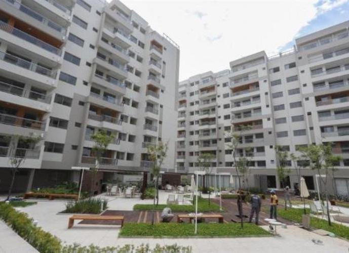 Apartamento em Recreio dos Bandeirantes/RJ de 91m² 3 quartos a venda por R$ 449.000,00