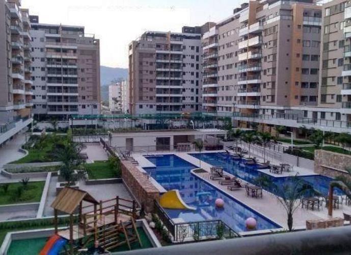 Apartamento em Recreio dos Bandeirantes/RJ de 80m² 3 quartos a venda por R$ 489.000,00