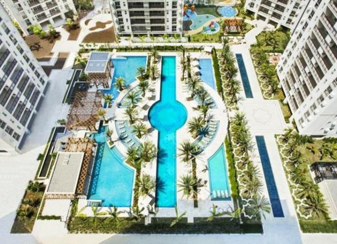 Apartamento á venda em Cidade Jardim no Condomínio Majestic Residencial ,  4 suítes