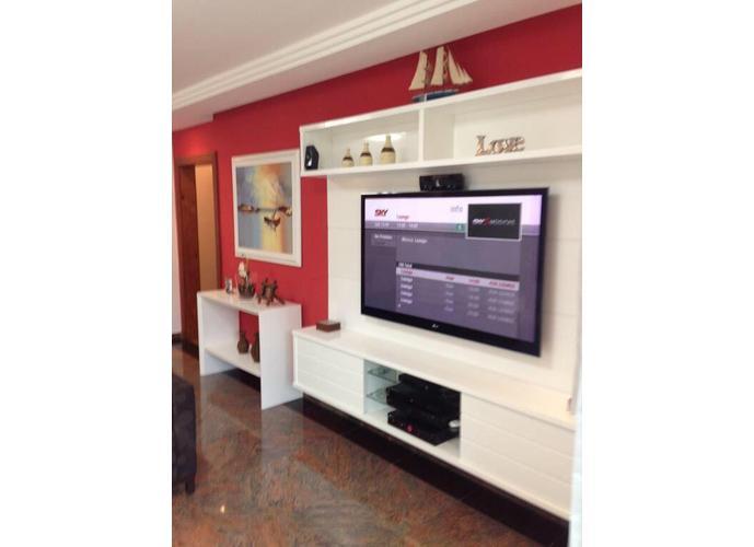 Apartamento em Centro/RJ de 100m² 3 quartos para locação R$ 5.800,00/mes
