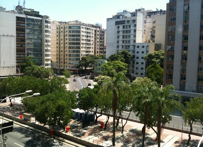 Flat em Copacabana/RJ de 55m² 1 quartos a venda por R$ 595.000,00