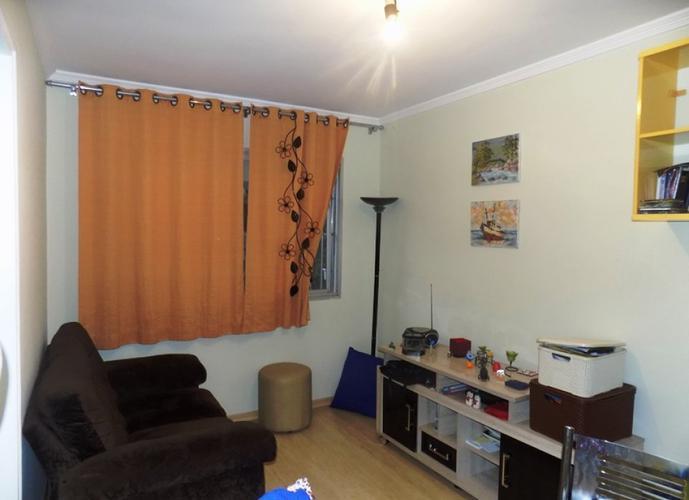 Apartamento em Vila Jaraguá/SP de 45m² 1 quartos para locação R$ 1.000,00/mes