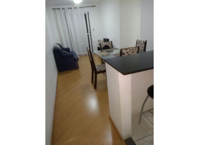 Apartamento em Vila Jaraguá/SP de 50m² 2 quartos para locação R$ 1.300,00/mes