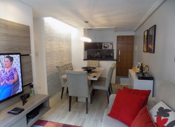 Lindo apartamento 3 dormitorios com todos moveis incluso - Pirituba