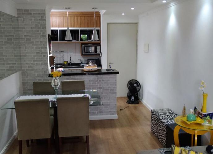 Apartamento em Parque São Domingos/SP de 60m² 3 quartos a venda por R$ 350.000,00