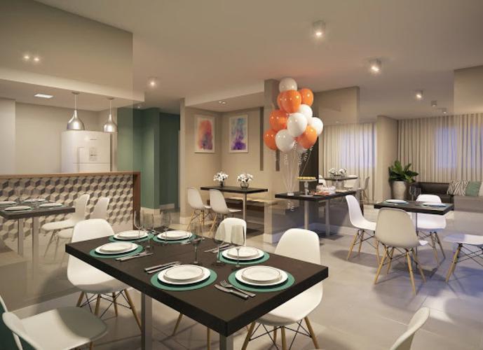 Apartamento em Vila Santa Maria/SP de 38m² 2 quartos a venda por R$ 162.900,00