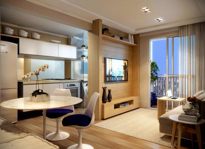 Apartamento em Jardim Samambaia/SP de 49m² 2 quartos a venda por R$ 177.000,00