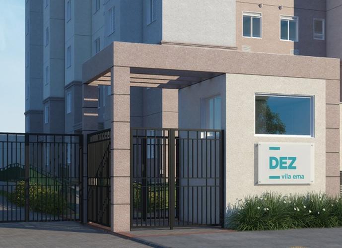 Apartamento em Vila Ema/SP de 40m² 2 quartos a venda por R$ 207.000,00