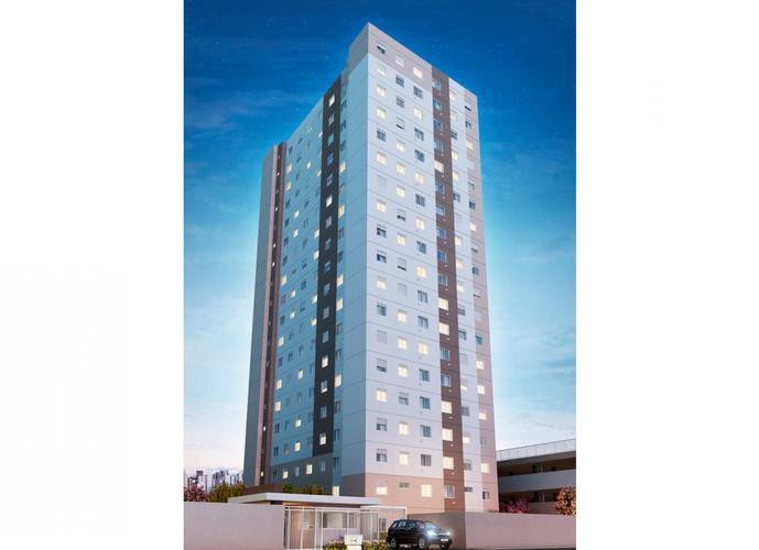 Apartamento em Vila Califórnia/SP de 40m² 2 quartos a venda por R$ 199.900,00