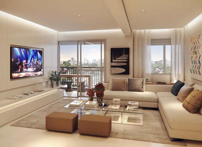Apartamento em Cerqueira César/SP de 73m² 2 quartos a venda por R$ 741.230,00