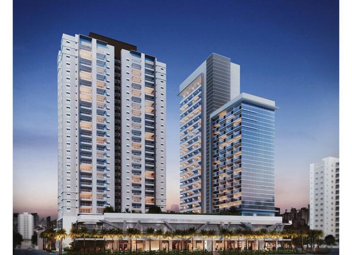 Apartamento em Macedo/SP de 93m² 3 quartos a venda por R$ 697.000,00